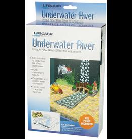 LIFEGARD AQUATICS (W) Underwater River with Air Pump - Small