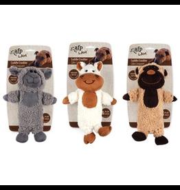 """AFP (W) AFP Lamb Cuddle Crackler, 10"""""""