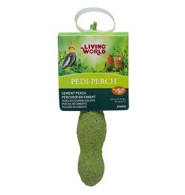 "LIVING WORLD (W) Living World Pedi-Perch - 16 cm (6"") - Small"