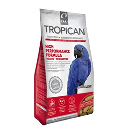 TROPICAN (W) Tropican High Performance Biscuits for Parrots - 1.5 kg (3.3 lb)