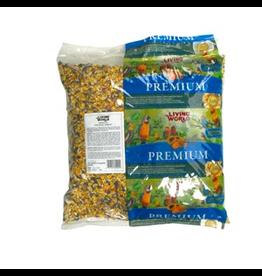LIVING WORLD (W) Living World Premium Mix For Small Parrots - 9.07 kg (20 lb)