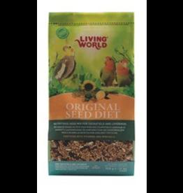LIVING WORLD (W) LW Original Seed Diet,Cktl/LBird, 908g-V