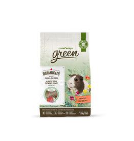 LIVING WORLD Living World Green Botanicals Adult Guinea Pig Food - 1.36 kg (3 lbs)