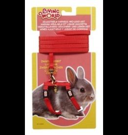 LIVING WORLD (W) Dwarf Rabbit Harness
