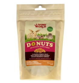 LIVING WORLD (W) Living World Small Animal Donuts - 120 g (4.2 oz)