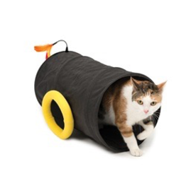 CAT IT (W) Catit Play Pirates Cat Cannon Tunnel