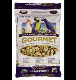 (W) Hagen Gourmet Parrot Seed Mix - 900 g (2 lb)