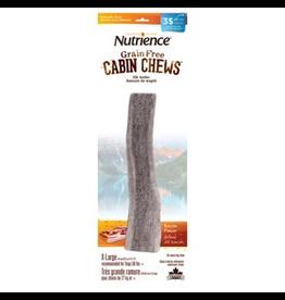 NUTRIENCE (W) NUT CabinChew Elk Antler XL Split Bacon