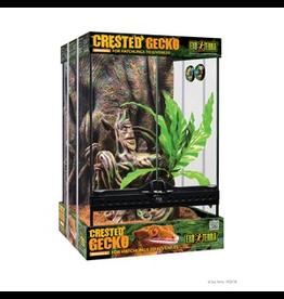 EXO TERRA (W) Exo Terra Crested Gecko Habitat Kit - Small - 30 x 30 x 45cm