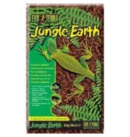 EXO TERRA (W) Exo Terra Jungle earth 24Quart-V
