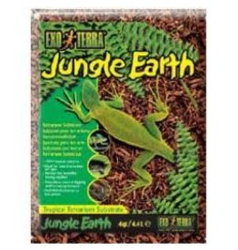 EXO TERRA (W) Exo Terra Jungle earth 4 Quart-V