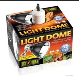 EXO TERRA (W) EX Dome Lighting Fixture, 14cm-V