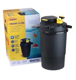 LAGUNA (P) Laguna Pressure Flo 4000 High Performance Pond Filter