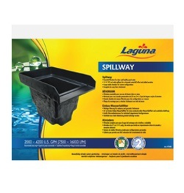 LAGUNA (W) Laguna PowerFalls Filter Spillway