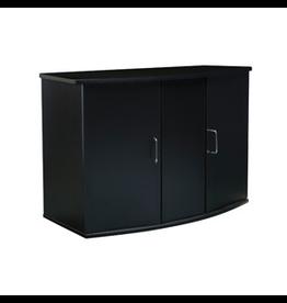 "FLUVAL (W) Fluval Bow Front Aquarium Cabinet - 37"" x 16.5"" x 26"" (94 cm x 42 cm x 66 cm) - Black"