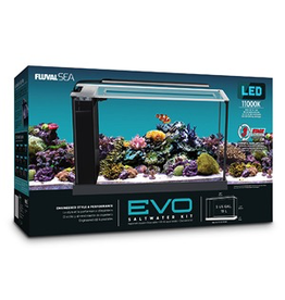 FLUVAL (W) Fluval SEA EVO Aquarium Kit - 19 L (5 Gal)