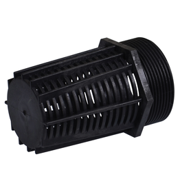 LIFEGARD AQUATICS (W) Threaded Bulkhead Screen - 2""