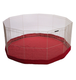 MARSHALL (W) MH SMALL PET DELUXE PLAYPEN