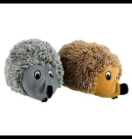 "Hedgehog Plush Dog Toy  - 8"""