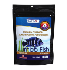 NORTH FIN NF JUMBO FORMULA 4MM 250G