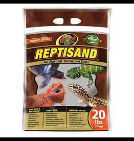 (W) ReptiSand - Desert White - 20 lb