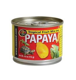 (W) Tropical Fruit Mix-ins Papaya