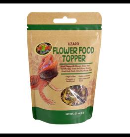 (W) Flower Food Topper - Lizard - 0.21 oz