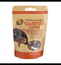 (W) Flower Food Topper - Tortoise & Box Turtle - 0.21 oz