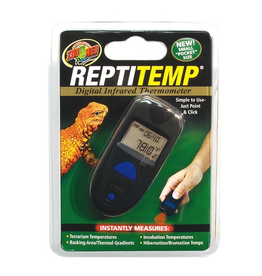 (W) Zoo Med ReptiTemp Digital Infrared Thermometer