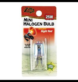 ZILLA (W) Mini Halogen Bulb - Night Red - 25 W