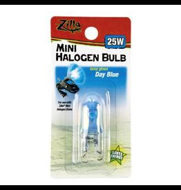 ZILLA (P) Mini Halogen Bulb - Day Blue - 25 W