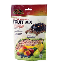 ZILLA (W) REPTILE MUNCHIES FRUIT MIX 2.5OZ