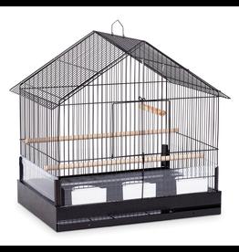 """PREVUE HENDRYX (W) PH Lincoln Bird Cage - Black - 22"""" x 15"""" x 23"""""""