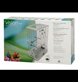 VISION (W) Vision Model MO2,KD Med.Tall Bird Cage-V