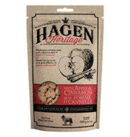 (W) HAGEN HERITAGE DOG TREATS APPLE & CINNAMON