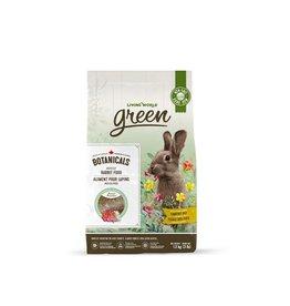LIVING WORLD Living World Green Botanicals Adult Rabbit Food - 1.36 kg (3 lbs)