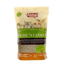 LIVING WORLD (W) LW Fresh n Comfy Bdng 20L-Tan-V