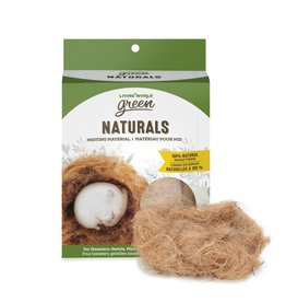 LIVING WORLD Living World Green Naturals Nesting Material - Kenaf fibre