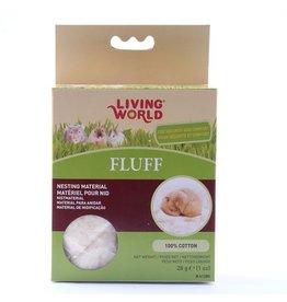 LIVING WORLD Living World Hamster Fluff - 28 g (1 oz)