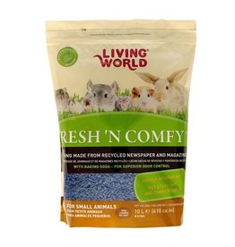 LIVING WORLD LW Fresh n Comfy Bdng 10L-Blue-V