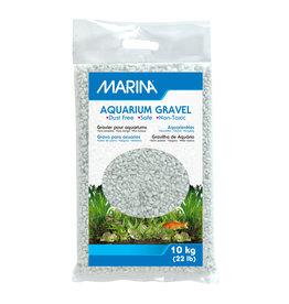 MARINA (W) Marina Dec.Aqua.Gravel White 10kg-V
