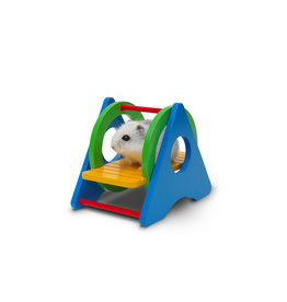 "LIVING WORLD (W) Living World Playground Swing - 8.5 x 12.5 x 9.5 cm (3.3 x 4.9 x 3.7"")"