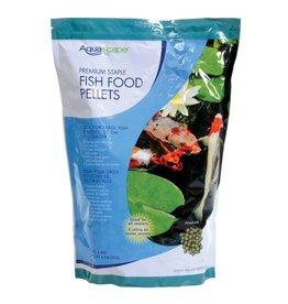 AQUASCAPE (W) Premium Staple Fish Food Pellets - 1.1 lb