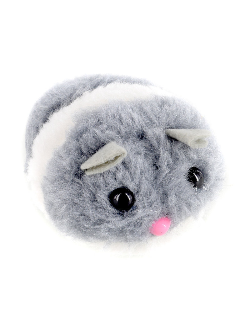 A.T. PET PRODUCTS AT Fat Furry Vibrating Mouse