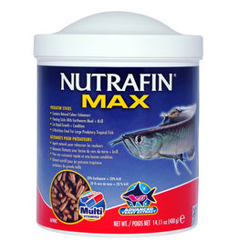 NUTRAFIN (W) NFM Predator Sticks Logs,400g(14.11oz)-V