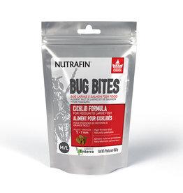 NUTRAFIN (P) Nutrafin Bug Bites Cichlid Formula – Medium to Large Fish – 5-7 mm pellets – 450 g