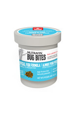 NUTRAFIN Nutrafin Bug Bites Tropical - Small-Medium - 0.7-1.0 mm - Granules for Tetras/ Rasboras/ Danios