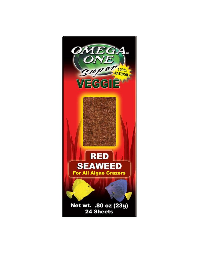 OMEGA ONE OE MARINE ALGAE-RED 24 SHEET