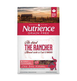 NUTRIENCE Nutrience Grain Free Air Dried For Cats - The Rancher - Beef - 400 g