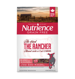NUTRIENCE Nutrience Grain Free Air Dried For Dogs - The Rancher - Beef - 454 g